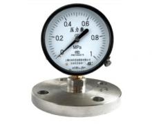 Y-100/Z/MFB/316L隔膜压力表