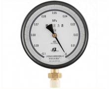 YB-150A精密压力表(-0.1~0MPa径