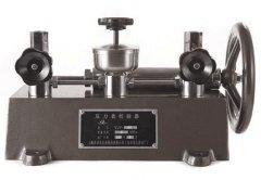 YJY-60压力表校验器(0~6MPa)