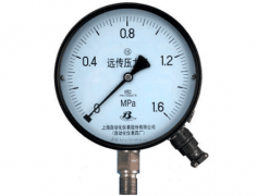YTZ-150电阻远传压力表(0-1.6MPa