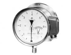YKX-152B位式控制压力表