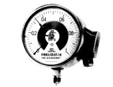 <b>YXG-1521B/1防爆感应式电接点压力表</b>