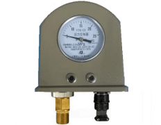 <b>YTK-03压力控制器(0-25MPa可调带指示)</b>