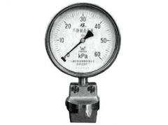CYP-150B全不锈钢差压表(0-60KPa径向型)