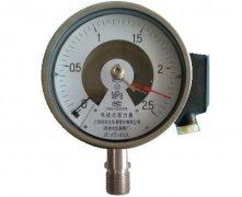 YXG-1523-B/11防爆感应式电接点压力表
