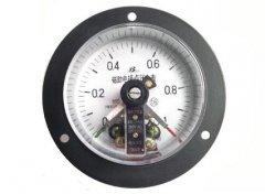 YXC-153磁助式电接点压力表(0-1MPa轴向型)
