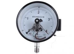 YXCA-150氨用磁助式电接点压力表(0-4MPa径向型)