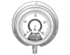 YX-160-B防爆电接点压力表(0-40MPa径向型)