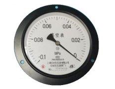 Y-100ZT真空普通压力表(-0