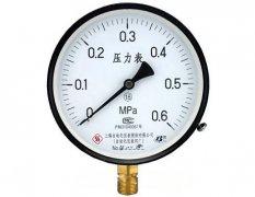Y-150普通压力表(0-0.6MPa径向型)