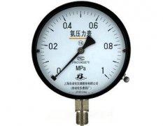 YA-150氨用压力表(0-1MPa径向型)