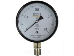 YA-150氨用压力表(0-1.6MPa径向型)