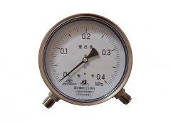 CYW-152B II型不锈钢差压表(0-0.