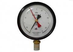 YB-150A留底式精密压力表0~6MPa径向型