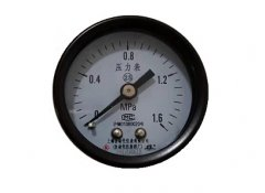 Y-40Z普通压力表0-1.6MPa轴向型