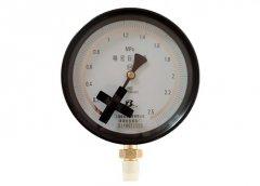 YB-150A精密压力表0~2.5MPa径向型