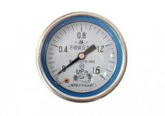 Y-63B-FZ全不锈钢耐振压力表0-1.