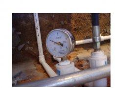 低水压半钢压力表压力故障排除指南