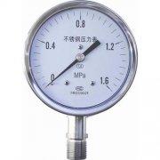 不锈钢压力表系统常见问题解决方案